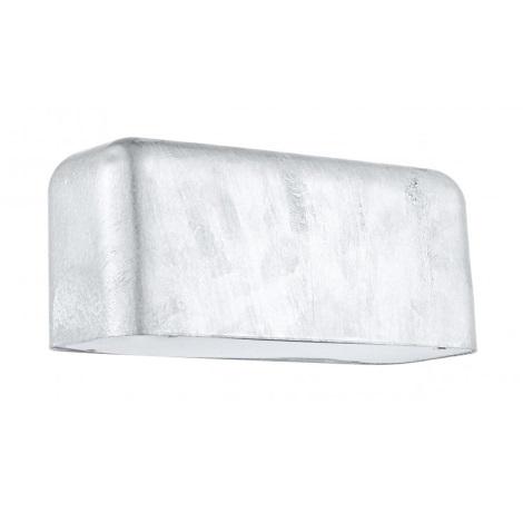 Eglo 30915 - LED fürdőszobai fali lámpa AVESIA 1xGU10/2,5W/230V
