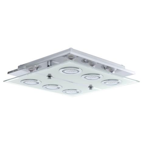 EGLO 30932 - CABO LED-es mennyezeti lámpa 6xGU10/LED/2,5W