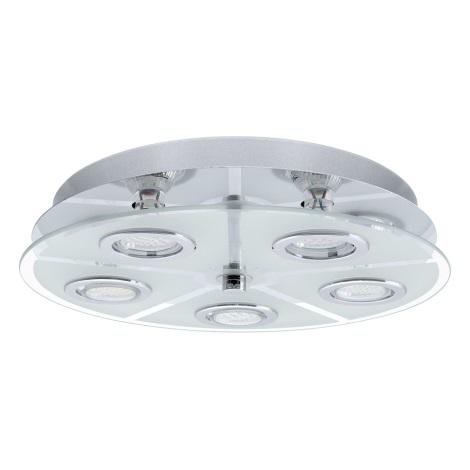 EGLO 30933 - CABO LED-es mennyezeti lámpa 5xGU10/LED/3W