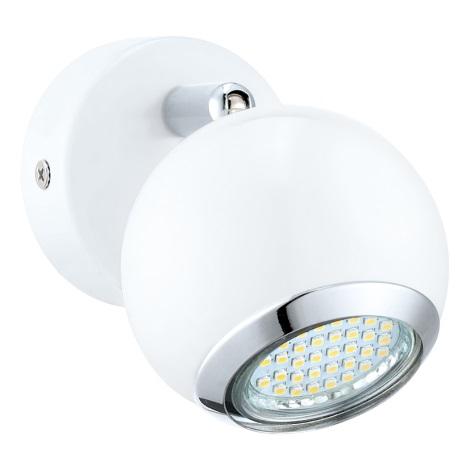 EGLO 31001 - BIMEDA LED-es fali spotlámpa 1xGU10/3W LED
