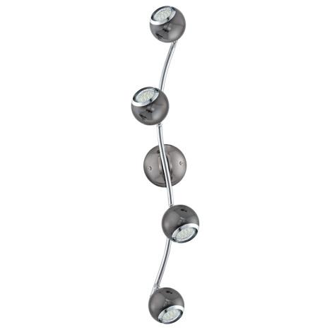 EGLO 31008 - BIMEDA LED-es spotlámpa 4xGU10/3W LED