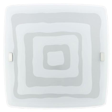 EGLO 31257 - BORGO LED-es fali/mennyezeti lámpa 1xLED/12W