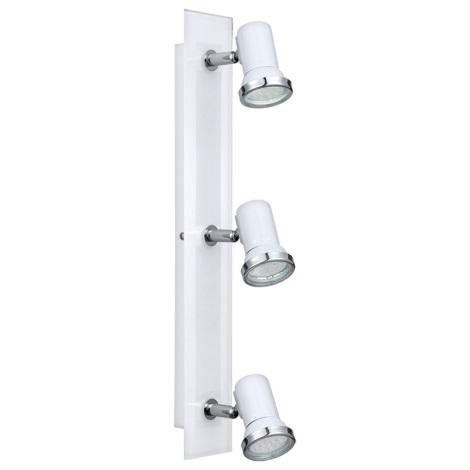 Eglo 31263 - LED Fürdőszobai lámpa TAMARA 1 3xGU10-LED/2,5W/230V