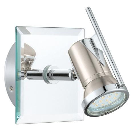 Eglo 31265 - LED fürdőszobai lámpa TAMARA 1 1xGU10-LED/2,5W/230V