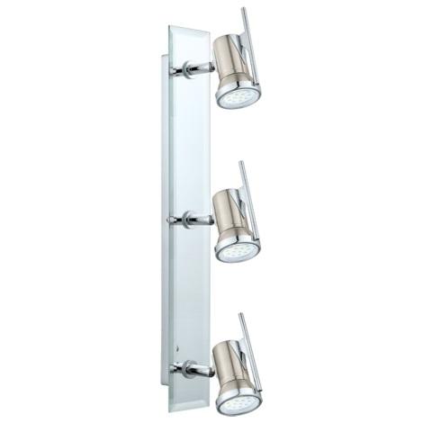 Eglo 31266 - LED Fürdőszobai lámpa TAMARA 1 3xGU10-LED/2,5W/230V