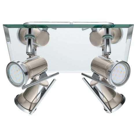 Eglo 31267 - LED Fürdőszobai lámpa TAMARA 1 4xGU10-LED/2,5W/230V