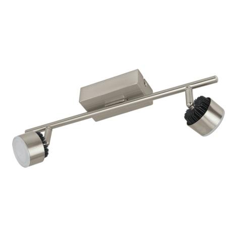 Eglo 31482 - LED Spotlámpa ARMENTO 1 2xLED/6W/230V