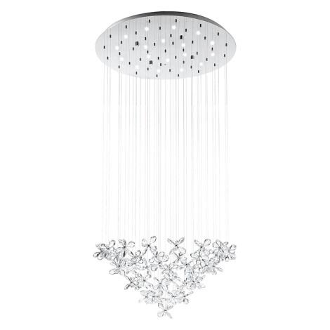 Eglo 31491 - LED-es mennyezeti lámpa Saraceno 18xLED/2,4W/230V