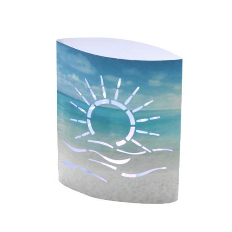Eglo 31541 - LED asztali lámpa  3xAG13 kék