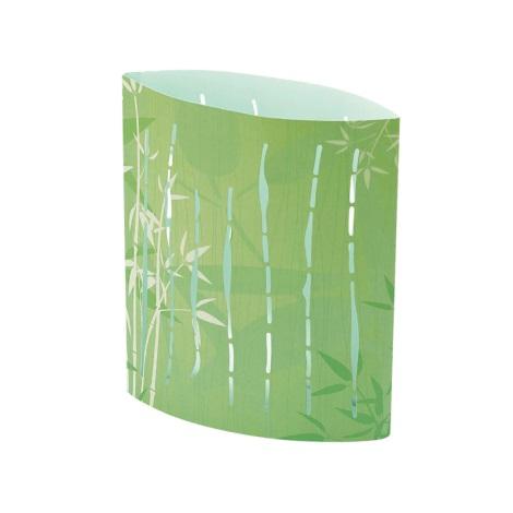 Eglo 31542 - LED asztali lámpa  3xAG13 zöld