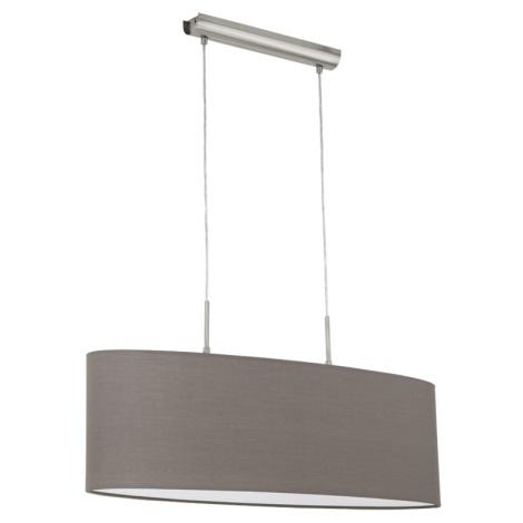 EGLO 31583 - PASTERI mennyezeti lámpa 2xE27/60W