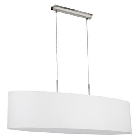 EGLO 31584 - PASTERI mennyezeti lámpa 2xE27/60W