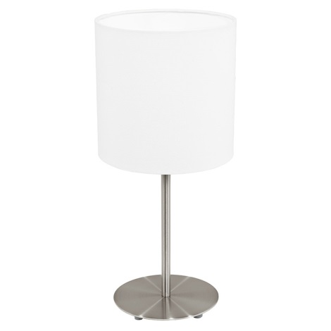 Eglo 31594 - Asztali lámpa Pasteri 1xE27/60W/230V