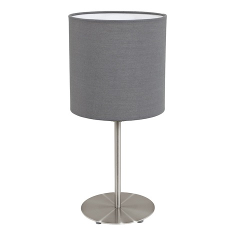Eglo 31596 - Asztali lámpa Pasteri 1xE27/60W/230V