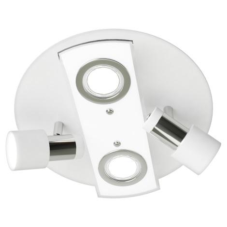 Eglo 32002 - LED Mennyezeti lámpa PAWEDO 1 4xGU10-LED/3W/230V