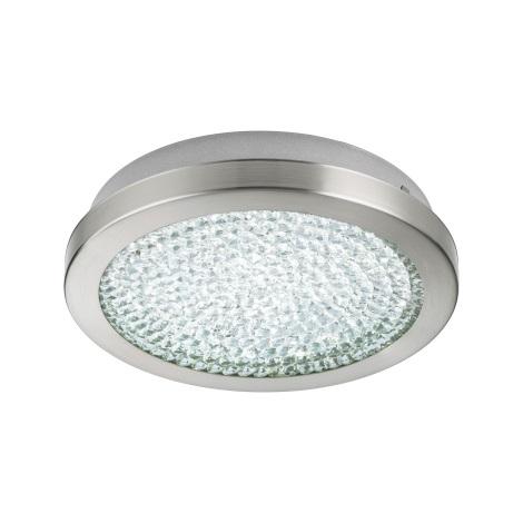 Eglo 32046 - LED Kristály mennyezeti lámpa AREZZO 2 LED/17,92W/230V