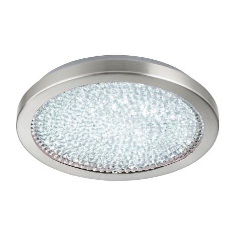 Eglo 32047 - LED Kristály mennyezeti lámpa AREZZO 2 LED/17,92W/230V