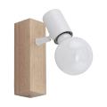 Eglo 33168 - Fali lámpa TOWNSHEND 3 1xE27/10W/230V