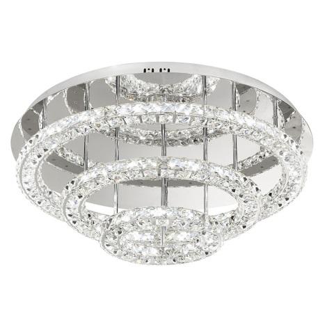 Eglo 39002 - LED-es mennyezeti lámpa TONERIA 144xLED/0,5W/230V