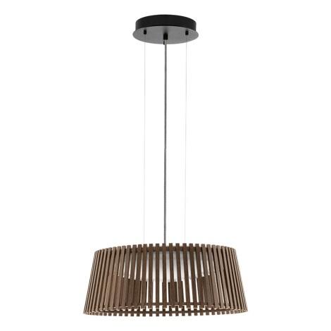 Eglo 39018 - LED függesztékes lámpa ROVERATO LED/18W/230V