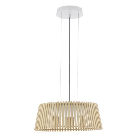 Eglo 39019 - LED függesztékes lámpa ROVERATO LED/18W/230V