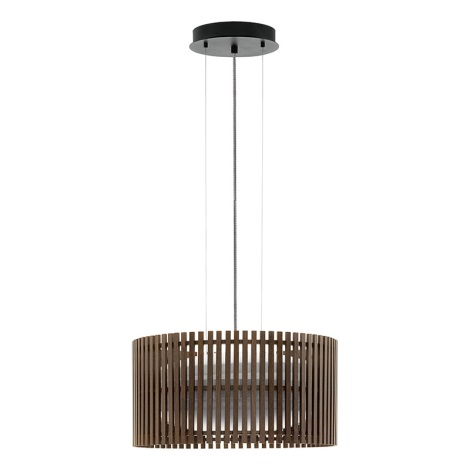 Eglo 39025 - LED függesztékes lámpa ROVERATO 2xLED/18W/230V