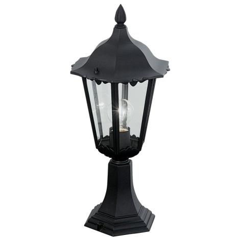EGLO 4198 - OUTDOOR kültéri állólámpa 1xE27/100W fekete