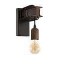 Eglo 43152 - Fali lámpa TOWNSHEND 1xE27/10W/230V
