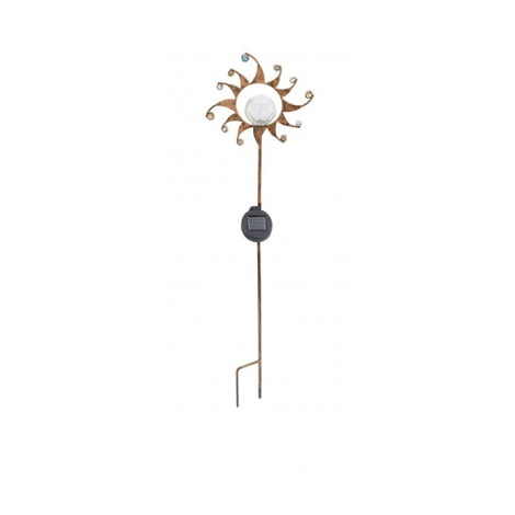 EGLO 47102 - Szolar lámpa 1xLED/0,015W bronz