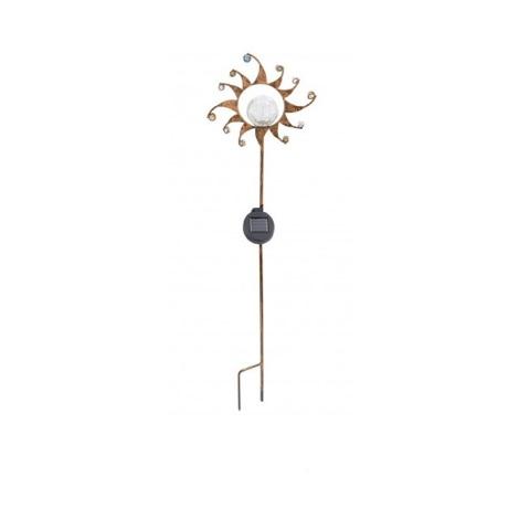 EGLO 47102 - Szolar lámpa 1xLED/0,06W bronz