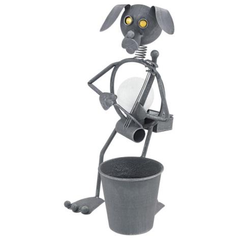 EGLO 47767 - Szolar lámpa 1xLED/0,24W kutya