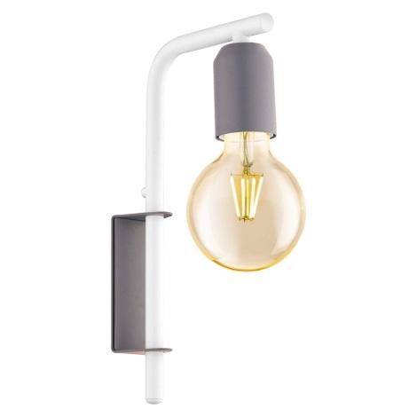 EGLO 49115 - Fali lámpa ADRI-P 1xE27/60W/230V