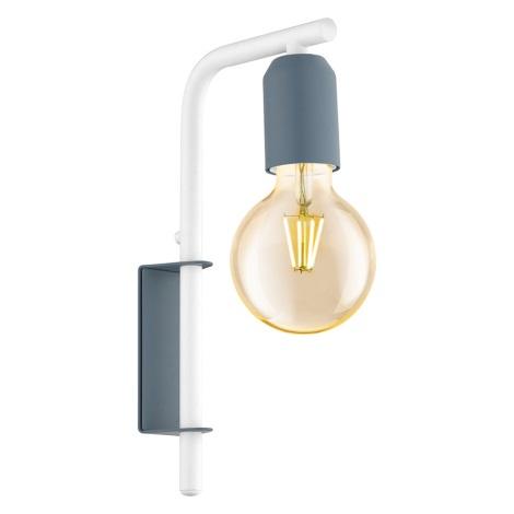 EGLO 49122 - Fali lámpa ADRI-P 1xE27/60W/230V