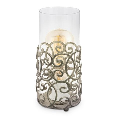 Eglo 49274 - Asztali lámpa  CARDIGAN 1xE27/60W/230V