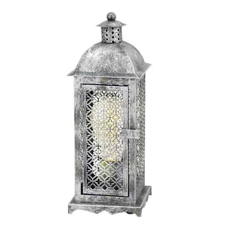 Eglo 49286 - Asztali lámpa  WINSHAM 1xE27/60W/230V