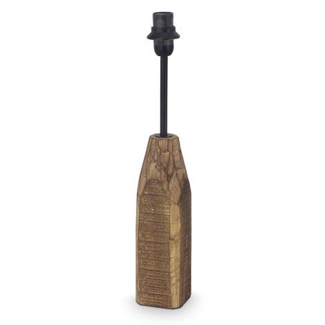 Eglo 49307 - Lámpa talpazat  VINTAGE 1xE14/40W/230V natúr