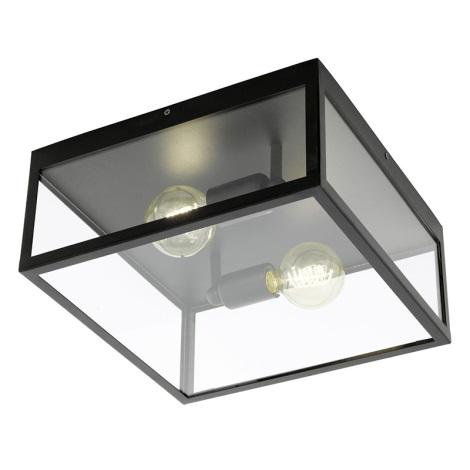 Eglo 49392 - Mennyezeti lámpa CHARTERHOUSE 2xE27/60W/230V
