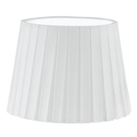 Eglo 49403 - Lámpabúra VINTAGE  fehér átmérő 155