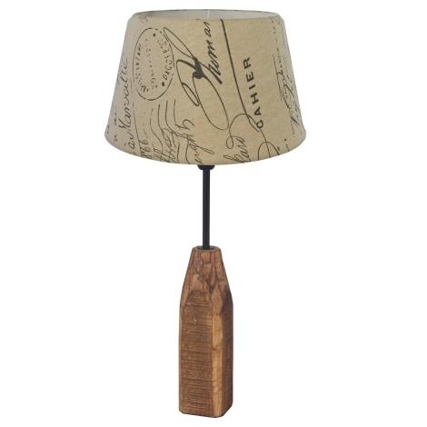 Eglo 49665 - Asztali lámpa RINSEY 1xE14/40W/230V