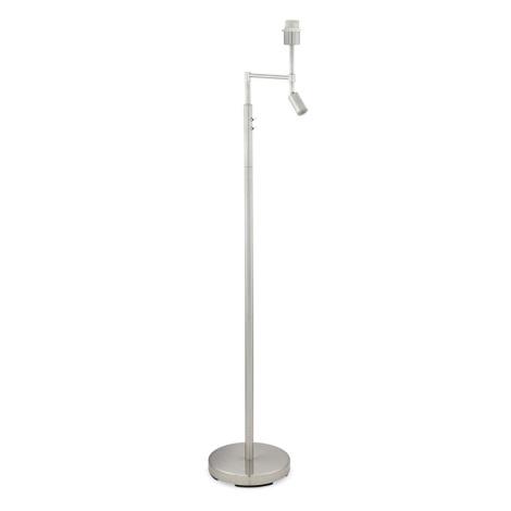 Eglo 49858 - LED állólámpa BERSON 1xE27/60W + 1xLED/2,1W