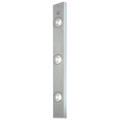 EGLO 50849 -Konyhai pult megvilágító spot lámpa 3xG4/20W