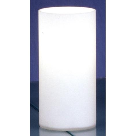 EGLO 51522 - Asztali lámpa 1xE14/60W opál üveg