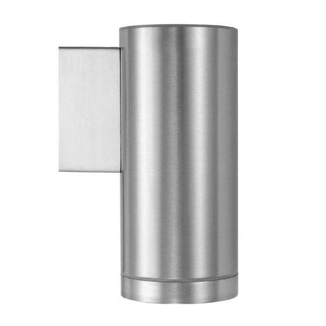 EGLO 51684 - RIGA kültéri lámpa 1xGU10/50W/rozsdamentes acél