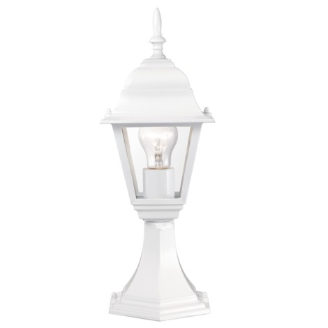 EGLO 51819 - BELFORT kültéri lámpa 1xE27/60W fehér