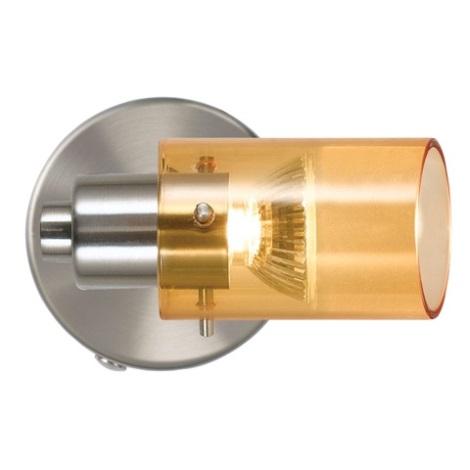 EGLO 51937 - STOMP spotlámpa 1xGU10/50W narancs