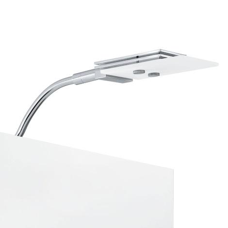 EGLO 53063 - LED-es fürdőszobai lámpa 2 db-os szett 4,76W LED