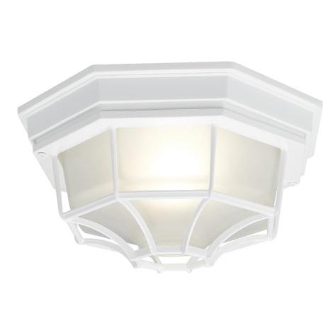 EGLO 5382 - LATERNA 7 kültéri mennyezeti lámpa1xE27/100W fehér