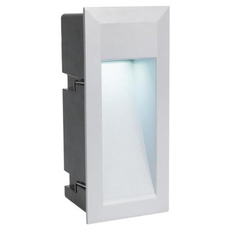 EGLO 60083 - LED ZIMBA LED-es kültéri fali lámpa 1xLED/1,35W