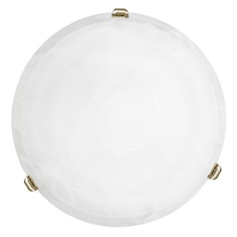 Eglo 7185 - Mennyezeti lámpa SALOME 1xE27/60W/230V alabastróm üveg