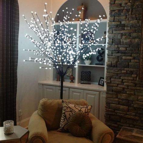 eglo 75033 tree led-es állólámpa